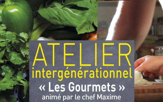 Atelier intergénérationnel