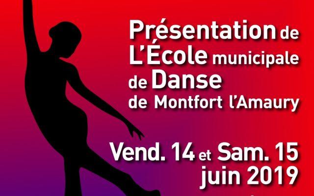 Présentation école de danse