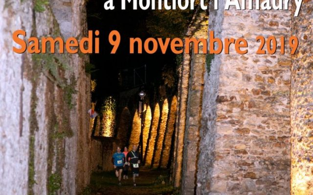 Course nocturne Les Flambeaux