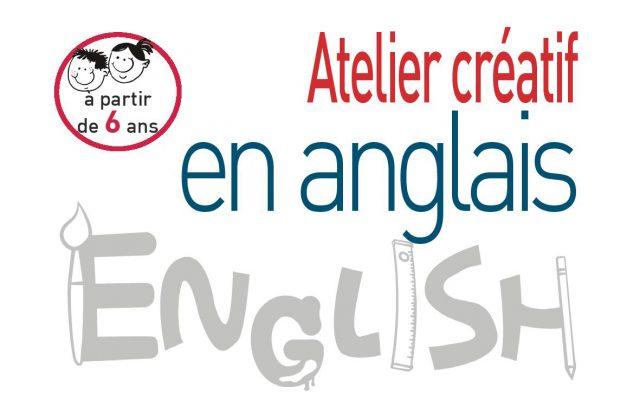 Atelier créatif en anglais