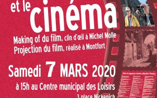 Montfort et le cinéma