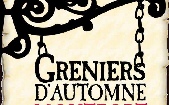 Inscription aux Greniers d'Automne