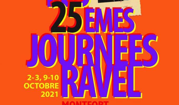 Affiche Journées Ravel