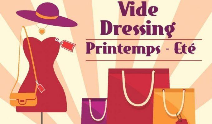 Affiche Vide Dressing Printemps Eté 2020