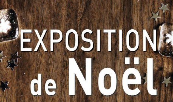 Affiche exposition Noël 2018b
