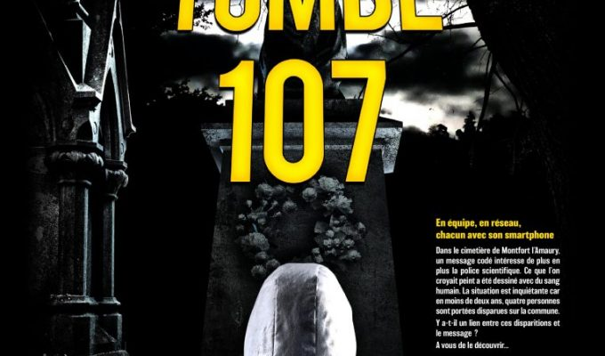 Escape game Tombe 107