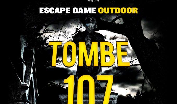 Escape game Tombe 107 - recadré