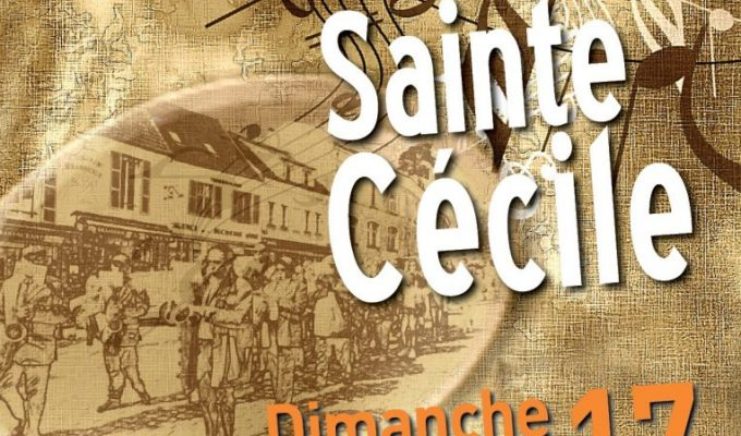 affiche Sainte Cecile SMMA 2019
