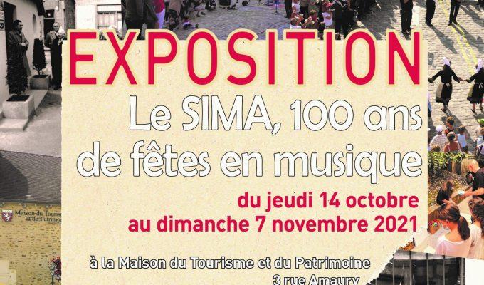 affiche expo SIMA et Société musicale- oct 2021_visuel site