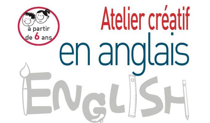 image atelier créatif en anglais