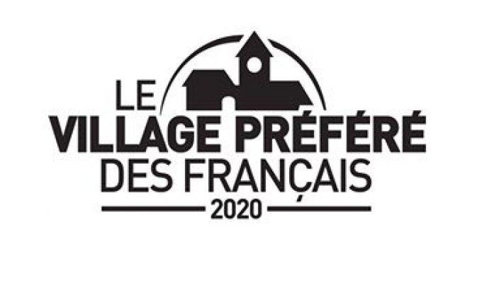 logo village préféré des francais 2020